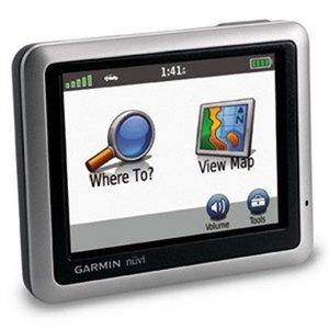 Автомобільний навігатор Garmin nuvi 1200