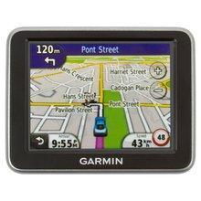 Автомобильный GPS навигатор Garmin Nuvi 2250 + карта Европы - Краткое описание
