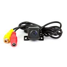 Универсальная автомобильная камера заднего вида E 313 - Краткое описание