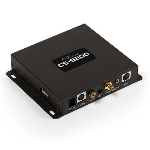 CS9200RV Car Navigation Box for Multimedia Receivers