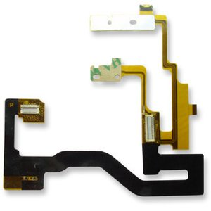 Flat Cable for Sony Ericsson Z500 Cell Phone, (for mainboard, with components)