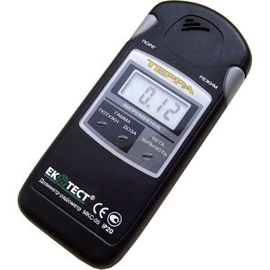 Radiation Detector EcoTest TERRA MKS-05