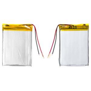 Battery, (50 mm, 33 mm, 4.5 mm, Li-ion, 3.7 V, 700 mAh)