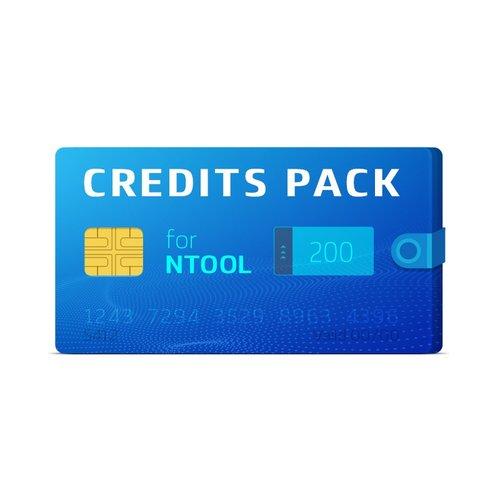 NTool 200 Credits Pack