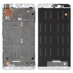 LCD Binding Frame Xiaomi Mi Max 2, (white)