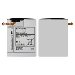 Batería EB-BT230FBT/EB-BT230FBE para tablet PC Samsung T230 Galaxy Tab 4 7.0, T231 Galaxy Tab 4 7.0 3G , T235 Galaxy Tab 4 7.0 LTE, Li-ion, 3.8 V, 4000 mAh