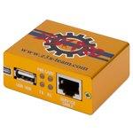 Z3X Box Pro (Edición de oro) con activación Samsung y juego de cables (30 pcs.)