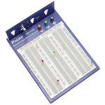 Panel para modelar esquemas eléctricos Pro'sKit BX-4135 (2420 Aberturas)