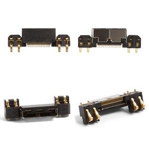 Коннектор зарядки для мобильного телефона Samsung E810