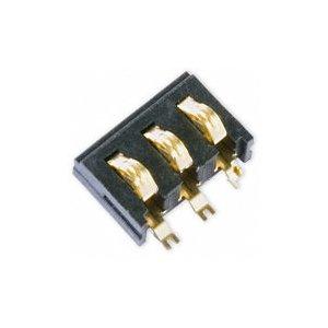 Коннектор батареи для мобильных телефонов Samsung D500, E700, E800