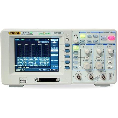 Цифровий осцилограф RIGOL DS1042C