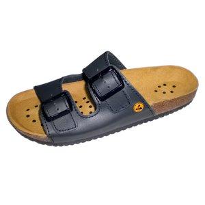 Антистатическая мужская обувь Warmbier 2550.79453.42
