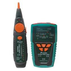 Тестер телекоммуникационных сетей и линий передачи данных Pro'sKit MT-7028