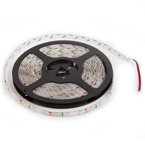 Світлодіодна стрічка SMD3528 жовта, 300 світлодіодів, 12 В DC, 5 м, IP65