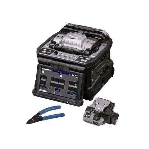 Зварювальний апарат для оптоволокна Fujikura 90S+ сколювач CT 50