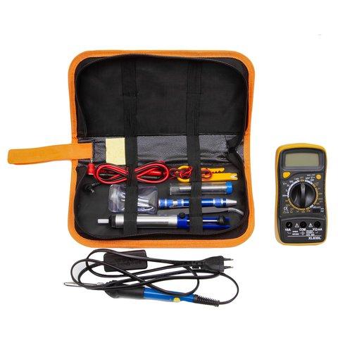 Універсальний набір інструментів GREEN K010 220 В