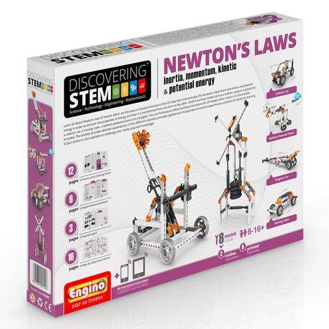 Конструктор ENGINO STEM - Законы Ньютона
