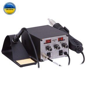 Estación de soldadura de aire caliente Accta 401 Basic Kit  (sin puntas)