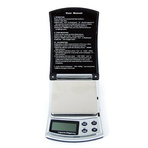 Balanza digital de bolsillo Hanke YF-K1 (200g/0.01g)