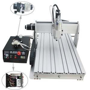 3-axis CNC Router Engraver ChinaCNCzone 6040 (1500 W)