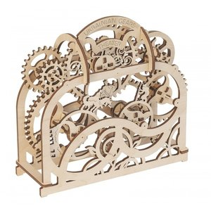 Mechanical 3D Puzzle UGEARS Theater