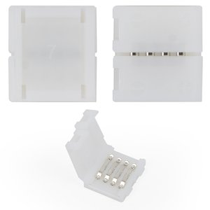4-pin RGB SMD5050 LED Strip Connector