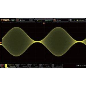 Opción de software para aumentar el ancho de banda RIGOL MSO5000-BW0T1